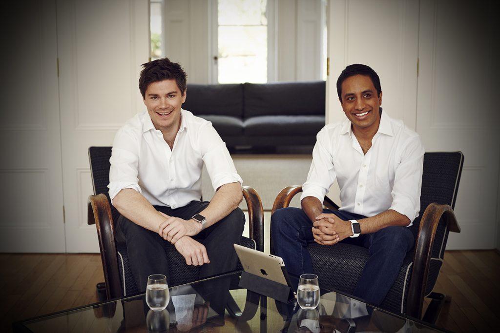 Alex Macdonald and Zia Yusuf, Velocity Black founders