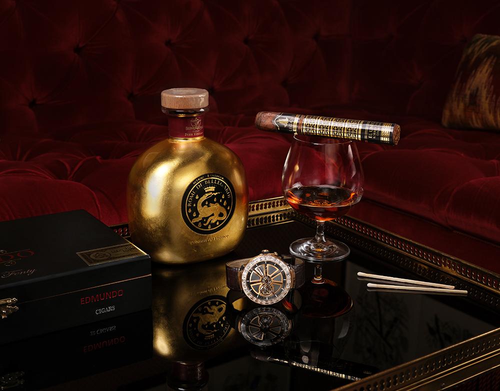 Legado x Faberge x Rome de Bellegarde