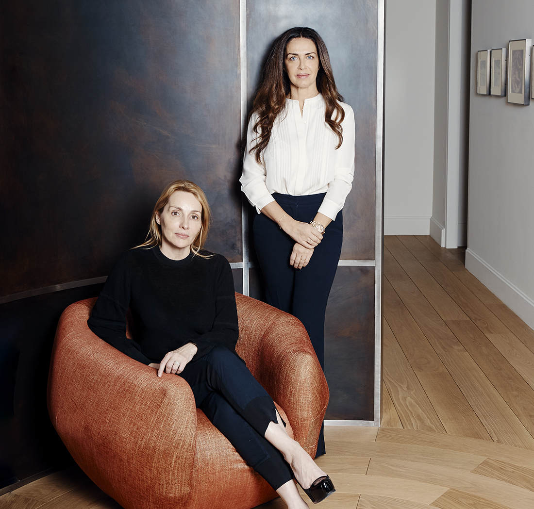 The Invisible Collection founders
