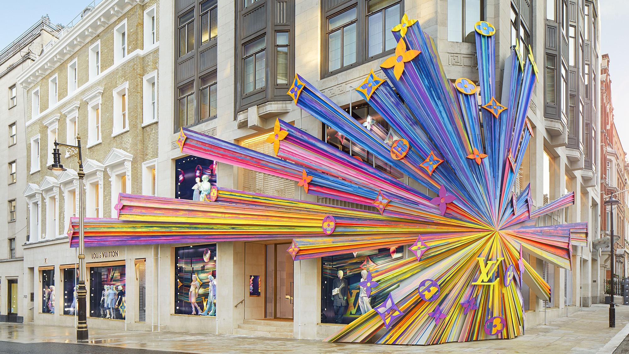 Louis Vuitton New Bond Street