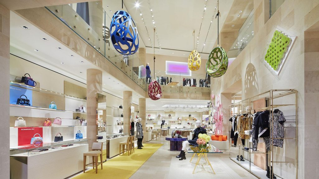 Louis Vuitton's New Bond Street Maison
