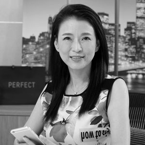 Alice Chang, CEO and Founder of Perfect Corp.