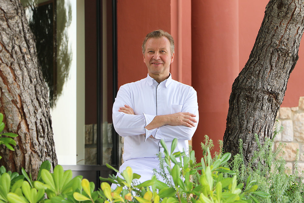 Monte-Carlo Beach - Chef Benoït Witz
