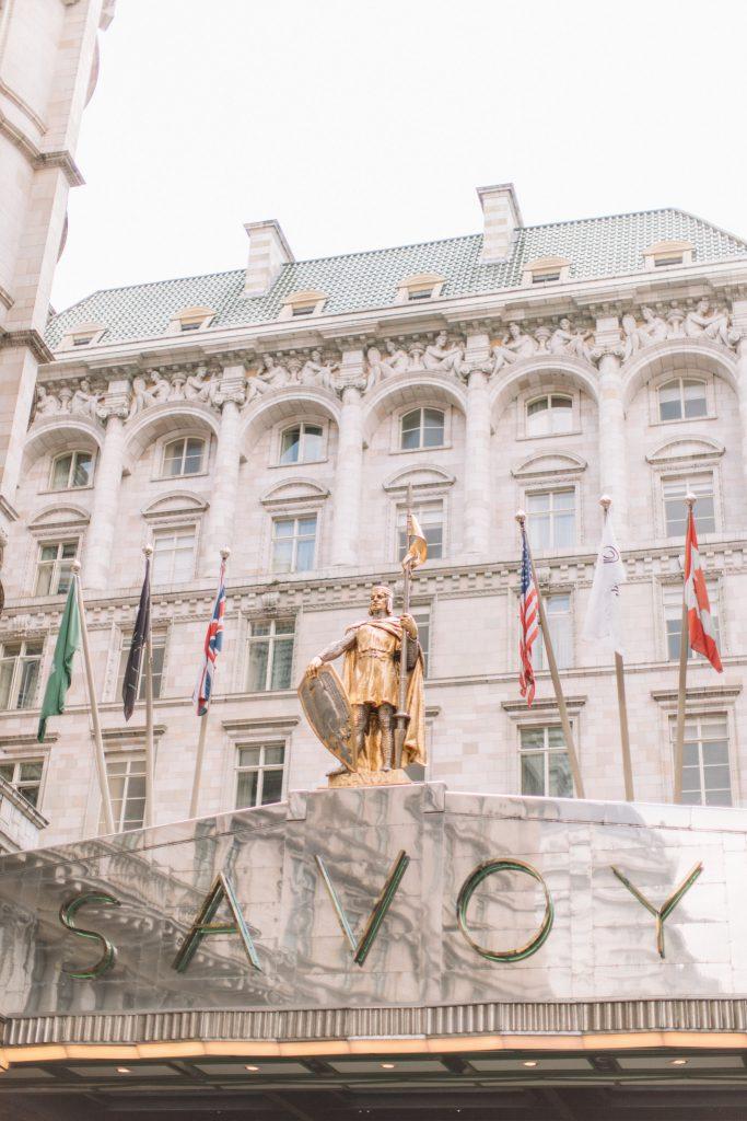 The Savoy, London