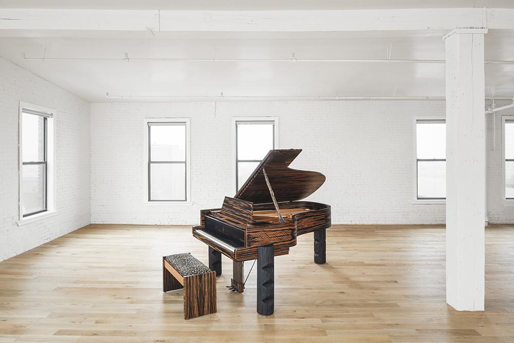 Steinway collaboration with Lenny Kravitz