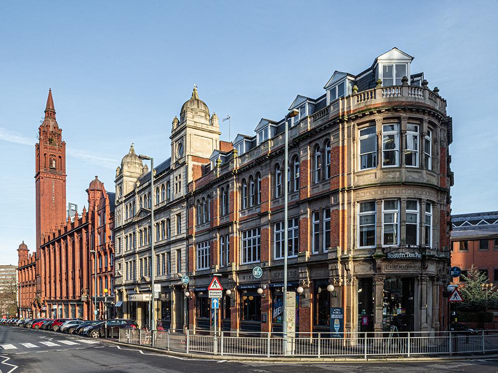 Citadel, Birmingham - a building by Kinrise