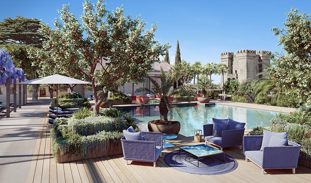 Ultima Cannes Le Grand Jardin