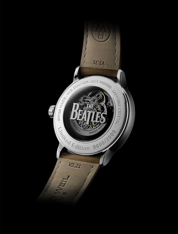 The Beatles Raymond Weil Let It Be Edition